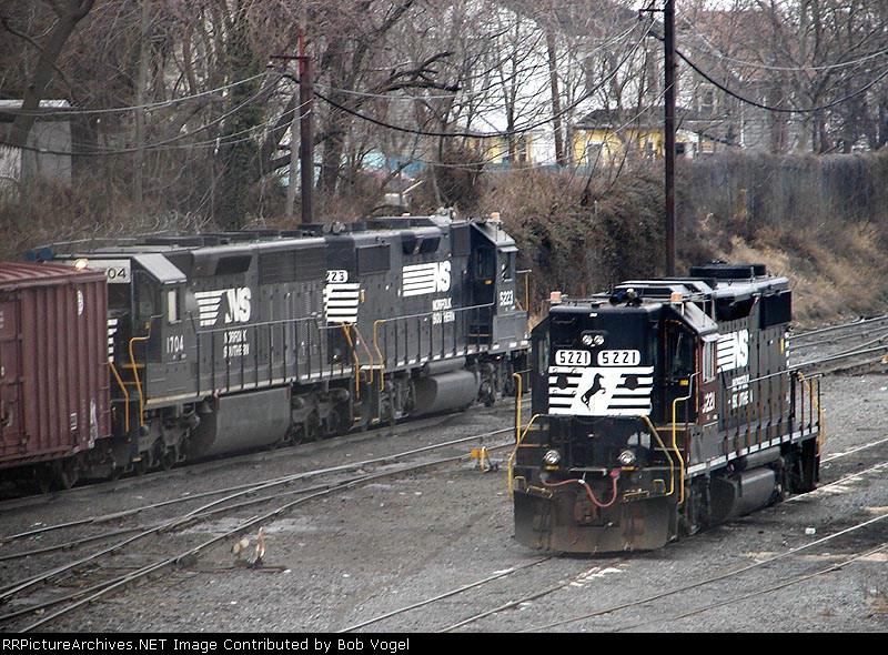 NS 5221, 5223, & 1704