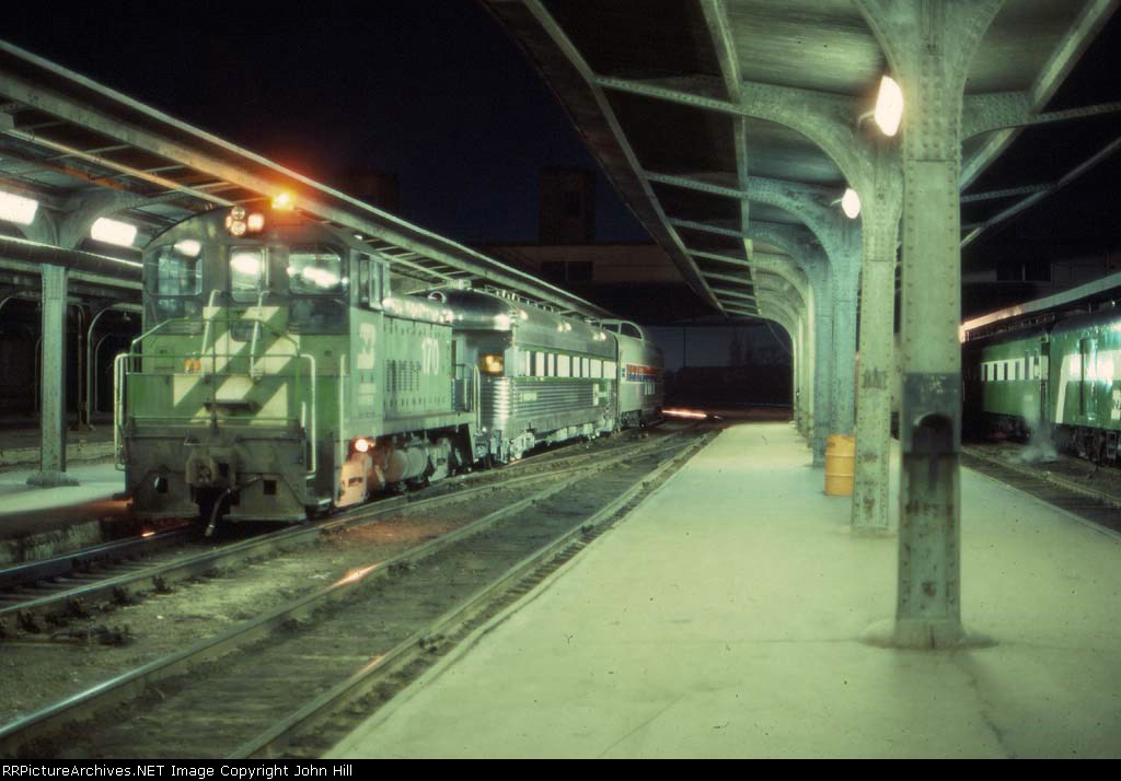 1043-23 Mpls GN Depot