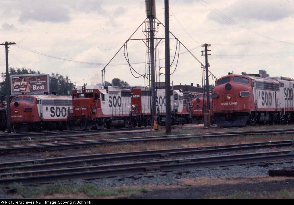 1075-26 SOO Shoreham ready tracks