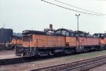 1057-10 MILW 696-A & 695-A at Pigs Eye Yard