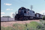 1071-20 Northbound MNS freight crossing MILW/CNW
