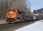 38G with BNSF ACe leading