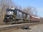 NS 904 Track Geometry Train