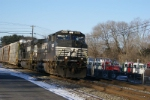 18N passing the Railfan Park