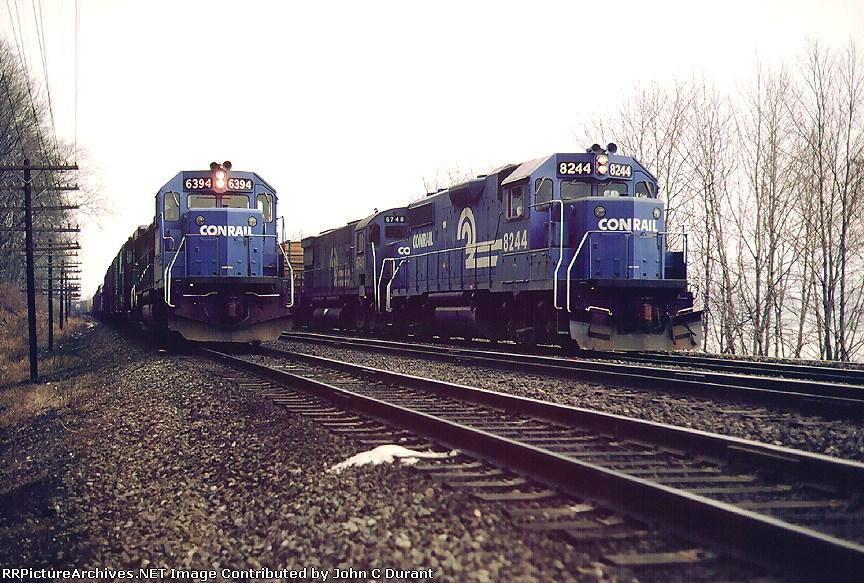 BNEN-2 Eng 8244 and PIOI-3 Eng 6394