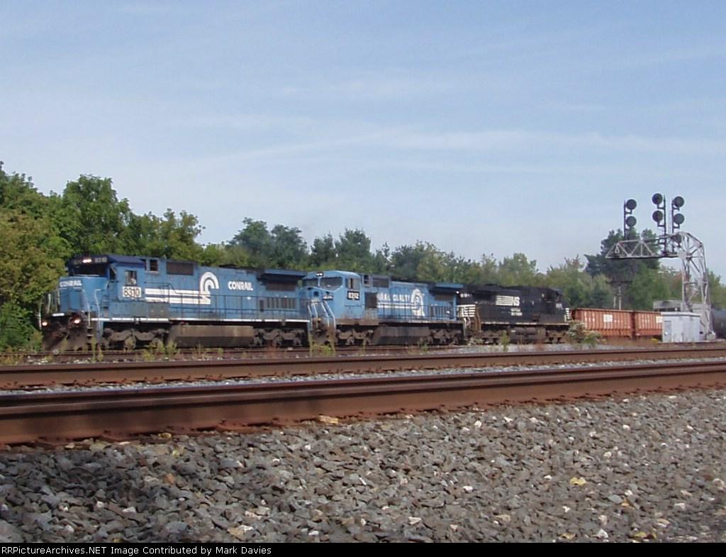 NS 8310 + 8392 + 8915