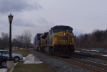 CSX 603 + CSX 687