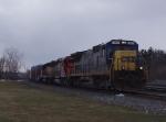 CSX 7611 + CN 5380 + WC 6003
