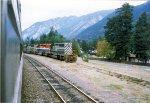 3 Helper units stationed along the Squamish Sub