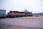 1419-11 MILW Shakopee local rounds wye from CNW/Louie to CNW/Omaha