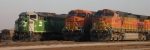Three Faces of BNSF