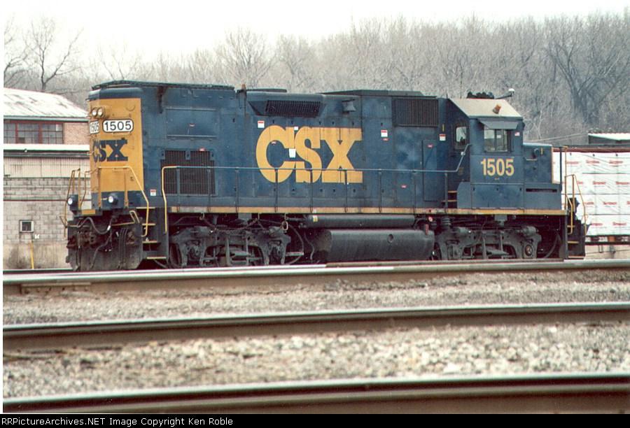 CSX 1505 YN3