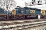 CSX 8835 YN3