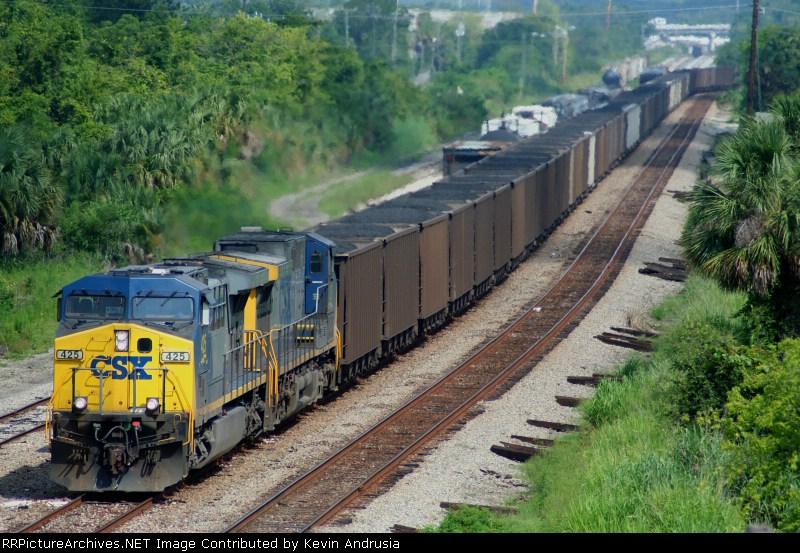 OUC Coal Train