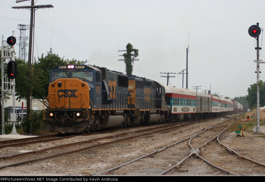 P904 James Strates Train