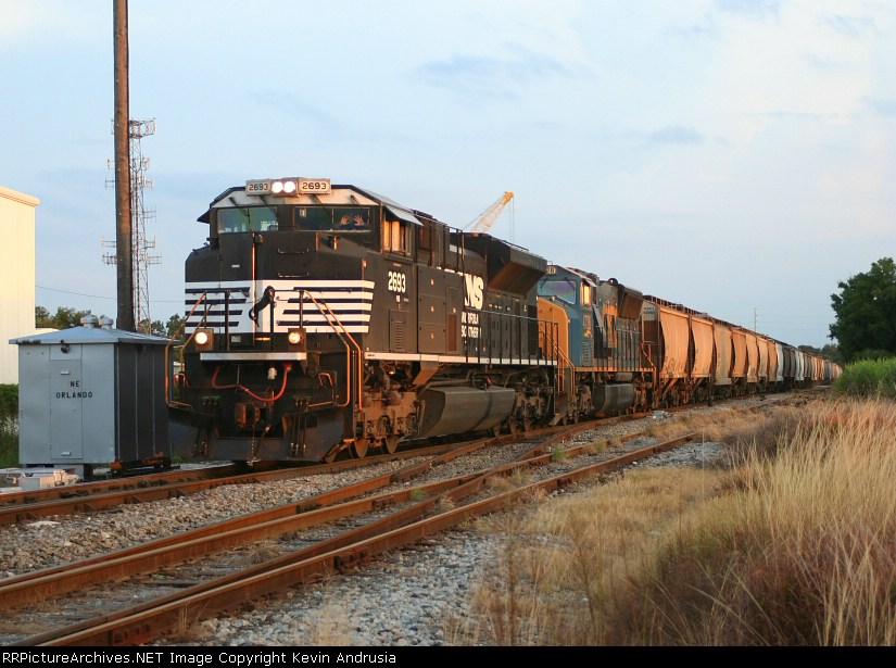 K929 w/NS 2693