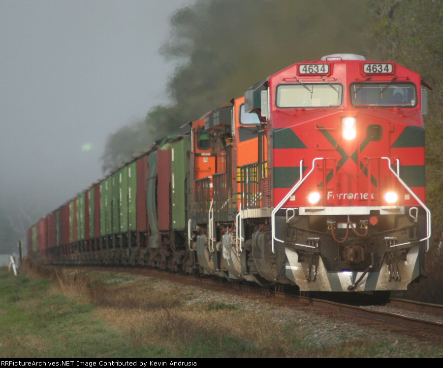 K872 w/FXE 4634