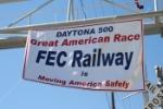 """FEC """"Daytona 500"""" Display"""