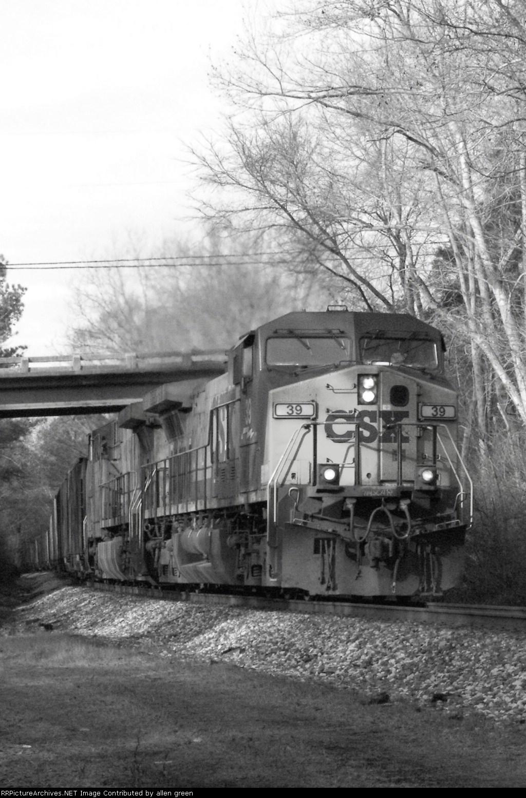 CSX 39