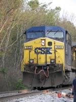 CSX 323