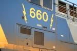 CSX 660