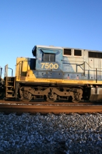 CSX 7500