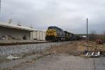 CSX 385 N152 NB