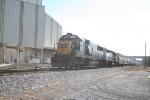 CSX 8594 nb grain train