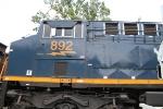 CSX 892