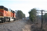 BNSF 8225 K803 with a medium approach ne