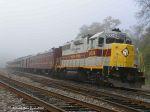 NSRR 2004 Railfest train