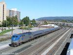 Amtrak's Pennsylvanian west bound