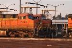 BNSF 7743