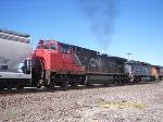 CN C44-9WL 2512