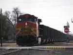 BNSF C44-9W 5258