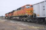 BNSF ES44AC 5732