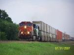 BNSF C44-9W 1039