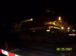 BNSF C44-9W 4452