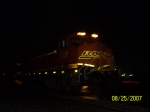 BNSF ES44DC 7639