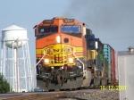 BNSF C44-9W 4907