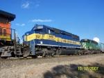 ICE SD40-2 6445
