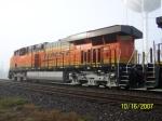 BNSF ES44DC 7560