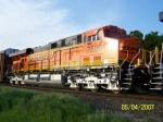 BNSF ES44DC 7509