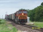 BNSF C40-8W 905