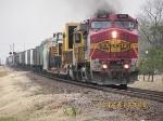 BNSF C44-9W 688