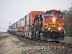 BNSF C44-9W 4895
