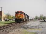 BNSF ES44DC 7693
