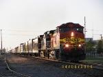 BNSF C44-9W 4901