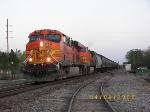 BNSF ES44DC 7712