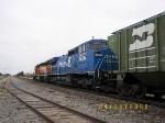 Conrail C40-8W 8359